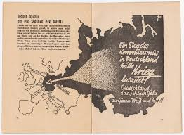 Cold War Germany Map by A Victory Of Communism In Germany Had Means War Cornell