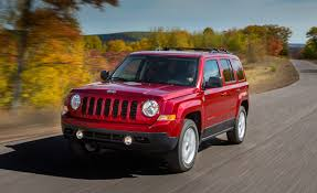 jeep patriot off road tires 2016 jeep patriot quick take u2013 review u2013 car and driver