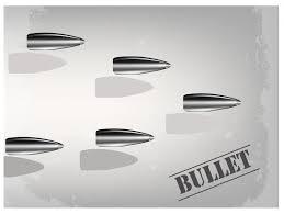Designous Bullet Background Free Vector 4vector