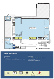 Columbia Campus Map Reservable Space Lerner Hall