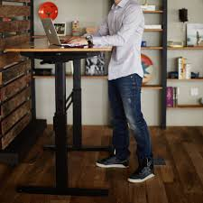 Cheap Sit Stand Desk by The 10 Best Standing Desks For 2016 For All Budgets Dailytekk