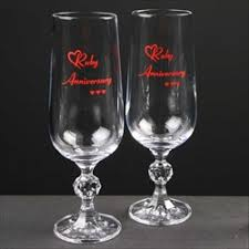 40th anniversary gifts for parents anniversary gift for parents glass engravers directory