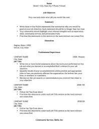 good career objective resume cover letter objective on resume for college student resume cover letter resume template college resume sample casaquadro com objective for student good examples students comobjective