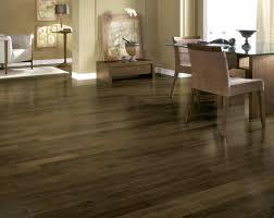 image of cherry wood flooringdark cabinets with light