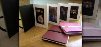 make a photo album bookmaking diy help for journals and professional