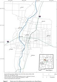 Albuquerque New Mexico Map by Usgs New Mexico Water Projects Albuquerque Water Levels