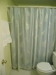 Removable Shower Curtain Rod by Curtains French Country Shower Curtain Bear Shower Curtains