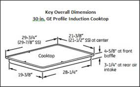 installing an induction cooktop