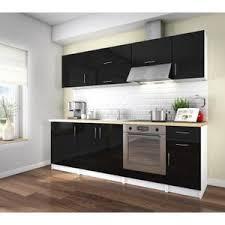 cuisine noir laqué pas cher plan de travail cuisine noir laque achat vente plan de travail