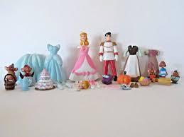 disney princess magiclip polly pocket 24 piece lot tiana gowns