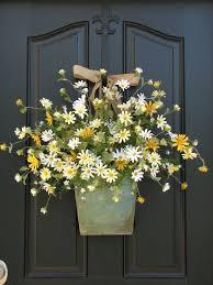 Summer Decor 25 Best Summer Door Wreaths Ideas On Pinterest Diy Wreath
