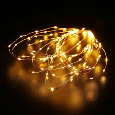 Solar Powered Fairy Lights Review by 120 Solar Powered Copper Wire Fairy Lights 5 Colors U2013 Light For