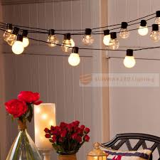 Novelty String Lights by Aliexpress Com Buy Novelty 20 Led G45 Globe Connectable Festoon