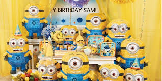 minions birthday party ideas minion birthday party ideas the evolution