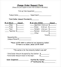 Order Sheet Template Order Form Template