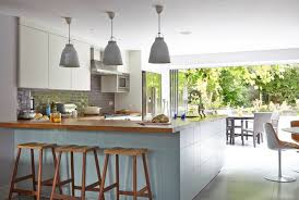 Open Plan Kitchen Diner Ideas Open Plan Kitchen Bifolding Doors Google Search Extension