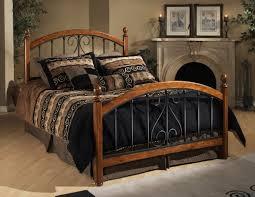 hillsdale burton way panel bed u0026 reviews wayfair