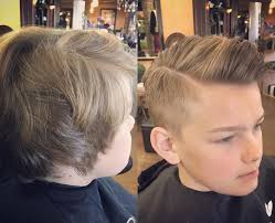 boys haircut with sides 25 cool haircuts for boys 2017