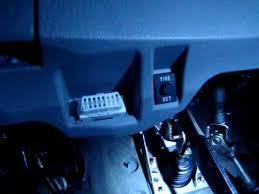 2007 toyota camry tire pressure light reset reset tire pressure indicator button toyota highlander youtube