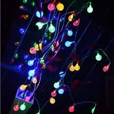 halloween light strings online shop 2 2m 20led night light battery case bubble ball