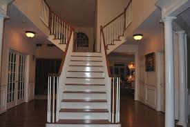 2 story open floor plans help with paint in a 2 story foyer with an open floor plan single