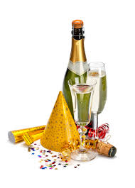 new year s party favors decorating simple new years party decorations bottle of