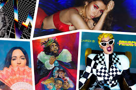 The Best Of The That - the best albums of 2018 so far