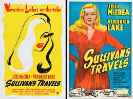 bureau des objets trouv駸 sullivan s travels 1941 one sheet mps 4000 x 3000
