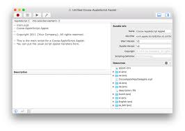 templates for numbers mac mac automation scripting guide creating a script