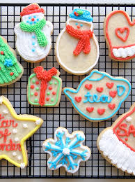 Bright Christmas Decorations Merry And Bright Christmas Decorations U0026 Sugar Cookies U2014 One