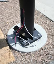 Residential Outdoor Light Poles What Keeps A Solar Light Together Innovation Pinterest