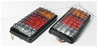 Led Tail Light Bulbs For Trucks by 2 Pcs Isuzu Elf Npr Nkr Nhr Nlr Truck Rear Led Tail Light Lamp