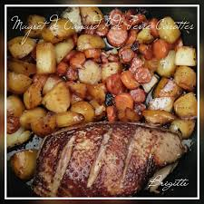 comment cuisiner le magret de canard magret de canard p de terre et carottes recettes cookeo