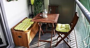 Outdoor Furniture Small Balcony Outdoor Furniture For Small - Apartment balcony design ideas