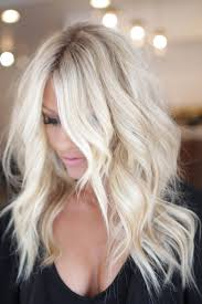 30 platinum blonde hair shades and highlights for 2018 platinum