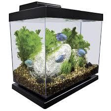 Amazon Com Kitchen Faucets by Fish Tank Amazon Com Api Aquaview Corner Aquarium Kit With Led