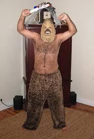Wookie Halloween Costume 24 Embarrassing Homemade Halloween Costumes Smosh