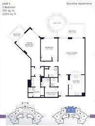 Palm Jumeirah Floor Plans by Downloads For Shoreline Apartments Dubai
