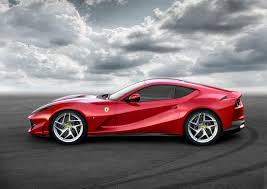 ferrari back ferrari 812 superfast is a 789 hp v 12 supercar masterpiece the
