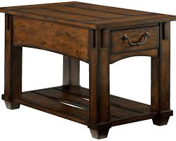 rustic end tables cheap small rustic end table pine coffee table with shelf rustic block