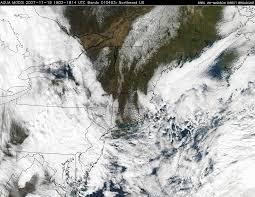 Snow Depth Map New England by November 2007 Cimss Satellite Blog