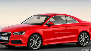 2014 audi a3 coupe rendering officially released 2016 2016 2016