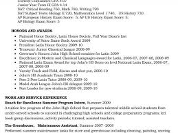 resume for high students applying to college high resume template for college application photo