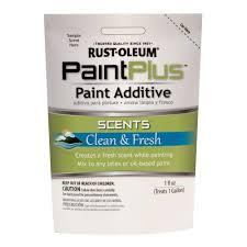 rust oleum 1 oz clean crisp paint additive case of 6 262231