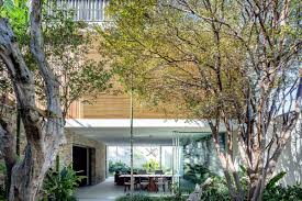 brazilian home design trends brazilian retreat with two gardens and a generous rooftop terrace
