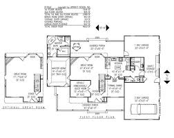 Traditional Floor Plan Traditional Country Victorian Ranch House Plans Home Design