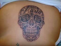 of the dead skull