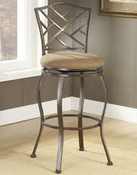 industrial metal bar stools with backs furniture metal swivel bar stools wooden swivel bar stools with