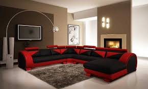 Rugs With Red Accents Accessories Likable Red And Black Small Living Room Ideas Visi