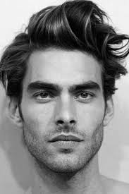 haircuts for slim faces men 15 hairstyles for men with long faces mens hairstyles 2018
